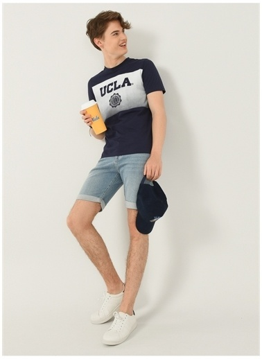 UCLA Ucla T-Shirt Lacivert